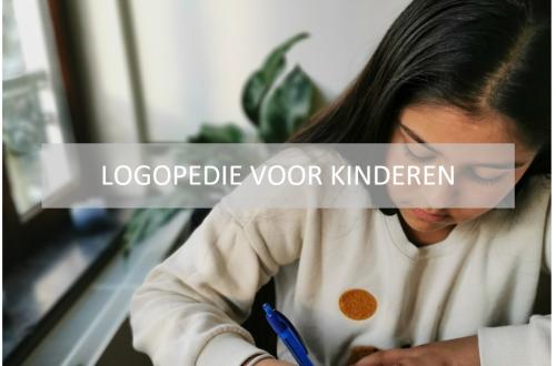 Logopedie voor kinderen